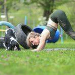 ommm, Dog-Yoga by beerenstark is coming soon! Spüre wie viel Yogi in dir steckt