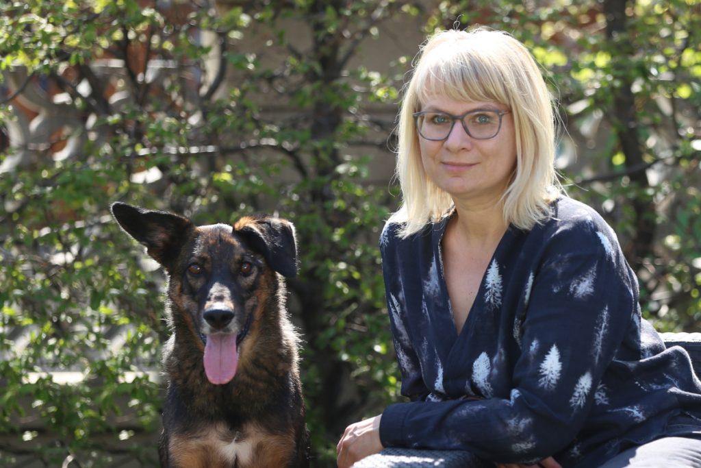 Claudia Gründerin